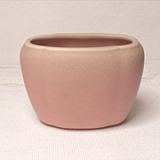 Rookwood Pink Oval Petite Matte Finished Vase - 1928