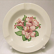 Mayer China Ashtray - Greenbrier Hotel - White Sulphur Springs, WV - Dorothy Draper Design