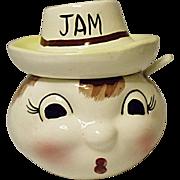 Vintage MIJ - Japan Jam Jar - 1960's