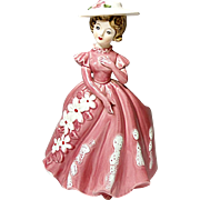 Lovely Vintage - Relpo Lady Planter Figurine #5929