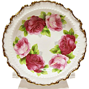 "Vintage Royal Albert Bone China - Old English Rose - 5"" Sweet Meat Dish"