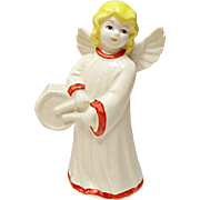 Vintage Goebel Drummer Christmas Angel - W. Germany Marked 41134