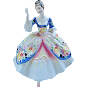 Royal Doulton Christine HN 2792 Retired Figurine Made In England