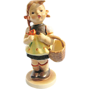 Early Hummel Figurine Sister 98 TMK1 Incised Crown Mark