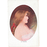 Vintage Postcard Annette National Art Company 32