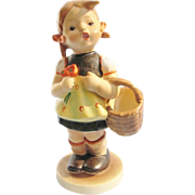 Hummel Figurine TMK1 Vintage Sister 98 Incised Crown Mark