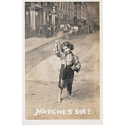 RPPC Urchin Selling Matches Unused