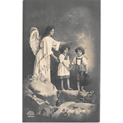 RPPC Children With Guardian Angel