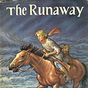 1958 'The Runaway' Collector's DJ, Illustrations, Adventure, Vintage