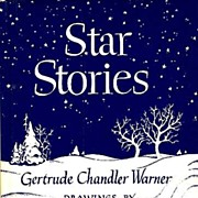 "SCARCE Vintage 1947 ""Star Stories"" w/ DJ  Illustrations – Constellations / Science / Astronomy / Stars"