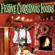 1963 'Festive Christmas Foods' Cookbook, 1st Ed, SCARCE  - Illustrated, International Recipes, Vintage