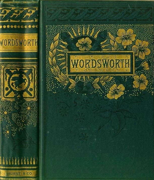 Victorian Furniture For Sale >> 1880's `William Wordsworth' Poetry, Memoir, Collector's