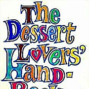 1969 Borden 'The Dessert Lovers Handbook' Illustrated 1st Ed - Advertising, Cookbook, Holiday, Entertaining, Vintage