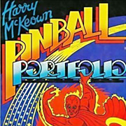 1976 'Pinball Portfolio'  1st Ed, DJ, Photographs, Entertainment, Video Games, Advertising, Out-of-Print