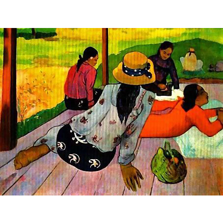 1959 'Gauguin' Paintings, Rene Huyghe, RARE 1st Ed, DJ, Modern Art, Symbolist Painter, Art History
