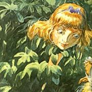 Disney 'Alice's Adventures in Wonderland'1st Ed,David Hall Illustrations