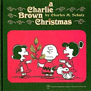 Scarce 1965 'A Charlie Brown Christmas' Book, Stated 1st Ed, DJ, Charles M. Schultz