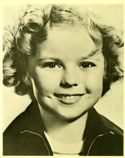 SCARCE 1950's Shirley Temple Hollywood Studio Photograph - Movie Memorabilia / Child Stars / Musicals / Vintage