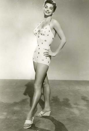1953 'Esther Williams' Hollywood Studio Photograph 'Pin-Up' - Movie Memorabilia / Ephemera / Bathing Suit