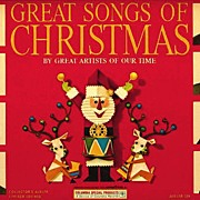 1960's Goodyear Collector's Album – Great Songs Of Christmas – Barbara Streisand / Bing Crosby / Johnny Mathis