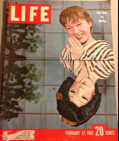 February 1961 LIFE Magazine 'Shirley MacLaine', President Kennedy, Vintage, Movie, Art Linkletter, Politics, Robotics, History, Fashion