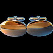 Vintage Ben Bridge Cufflinks Silver