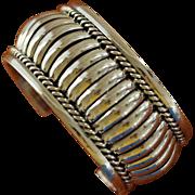 Vintage Thomas Charlie Bracelet Navajo