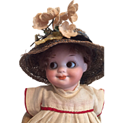 Antique Doll Googly AM 323 Best Expression, Modeling and Painting