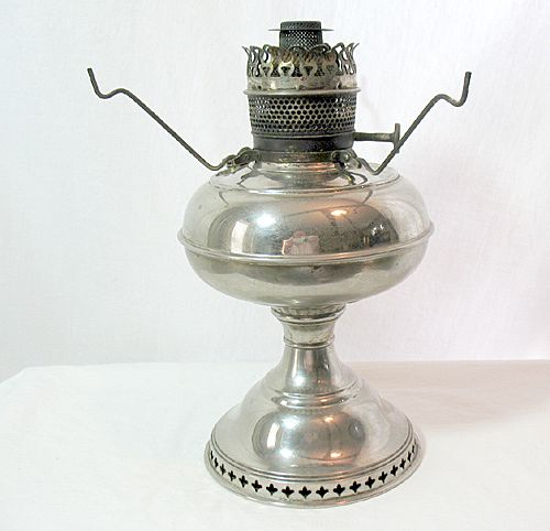 Vintage Collectible Early 1900s Perfection Kerosene Lamp