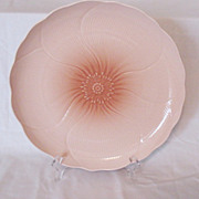 Vintage Mikasa 13 Inch Platter Spring FT 200 Amaryllis Pattern 1982-88 Like New Condition