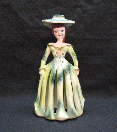 Vintage Kreiss of California Napkin Lady 1950-60s Excellent Condition