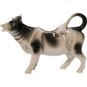 Vintage Gerold Porzellan Figural Porcelain Cow Creamer 1949-89 Excellent Condition