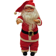 Older Santa Claus Doll 1960s Good Condition