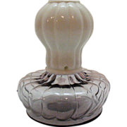 Vintage Antique Glow Lamp Pat. 8-27-1895