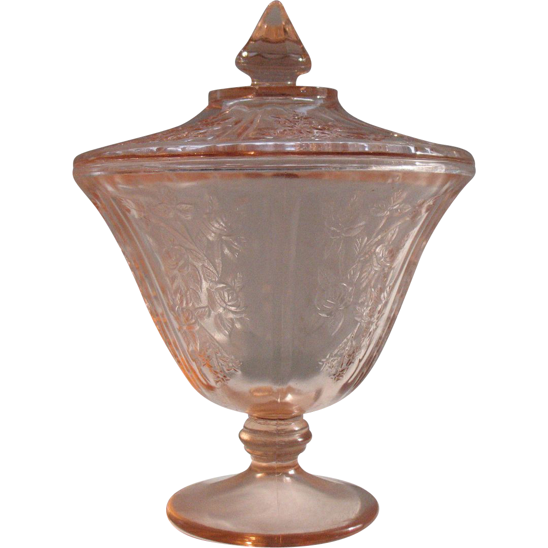 Vintage Federal Glass 79
