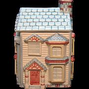 Vintage 1994 House Cookie Jar