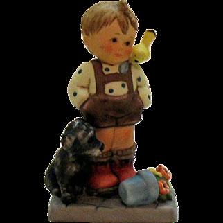 Vintage Goebel 1997 Figurine #BH54 I'M Sorry Good Vintage Condition