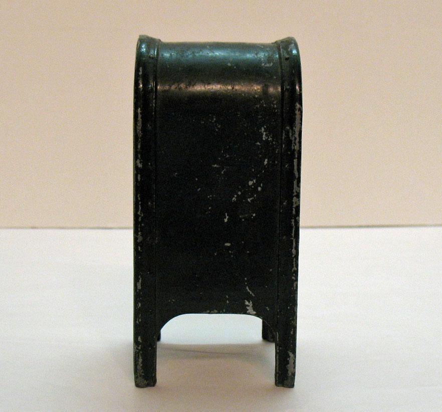 Vintage US Mail Metal Still Bank 1950-60s Vintage