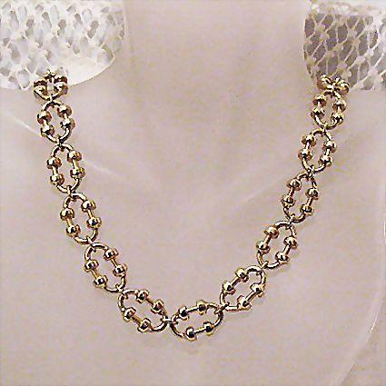 50% OFF~Coolest Vintage Signed Avon 1978 Link Chain Necklace