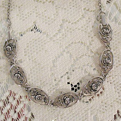 50% OFF~Vintage 1975 Rosemunde Collection Avon Necklace Convertible Bracelet