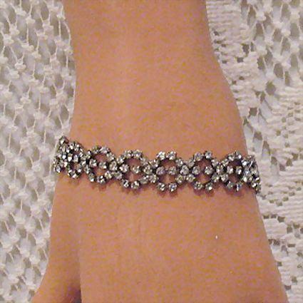 50% OFF~Amazing Vintage Sparkling Rhinestone Bracelet