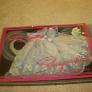 "HTF MIB 1950's Elsa Schiaparelli 8"" Virga Go-Go Fashion Doll Gown Set-All Original!"