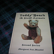 Teddy Bears & Steiff Animals Reference Book