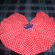 "Vintage 1950s NASB ""Miss Nancy Ann"" Tagged Skirt #306!"