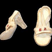 Vintage Alexander Cissy Size High Heels