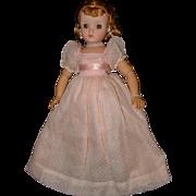 Vintage 1950's Alexander HP Elise Doll