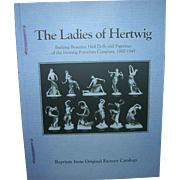 The Ladies of Hertwig Doll Reference Book