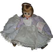 "Madame Alexander Little Women ""Meg"" Doll in Original Tagged Outfit!"