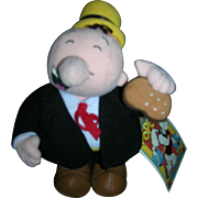 All Cloth Wimpy Doll with original tag