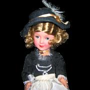 Vintage All Original German Gura Doll